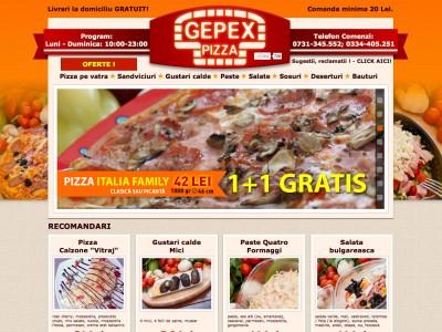 Pizza Gepex