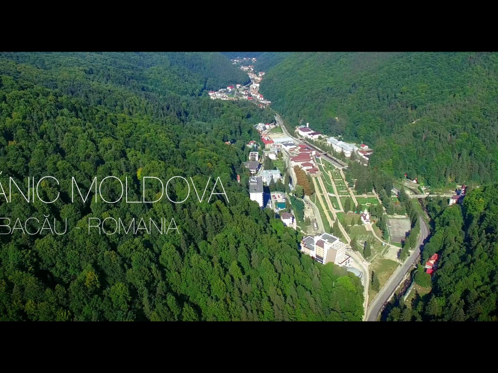 Slanic Moldova 4K